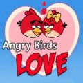 Game Angry Birds Valentine, choi game Angry Birds Valentine