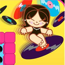 choi game Cheeky sưu tập đĩa nhạc