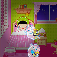 choi game Cho bé ngủ ngon
