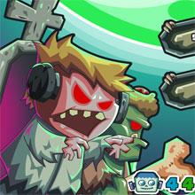 choi game Đại chiến Zombie