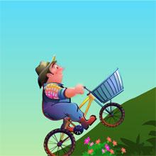 choi game Đạp xe hái quả