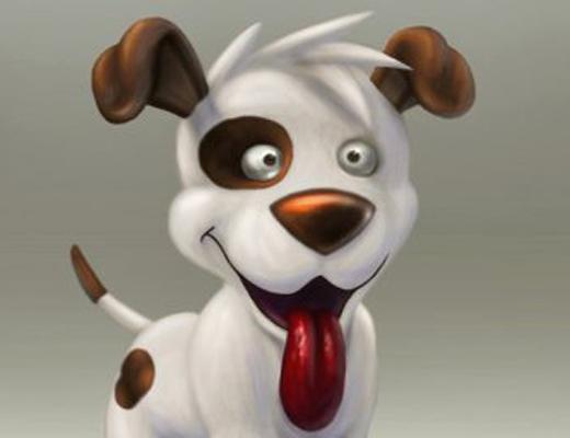 choi game Đi tìm cún con