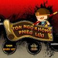 Game Ngo Khong Phieu Luu Ky, choi game Ngo Khong Phieu Luu Ky