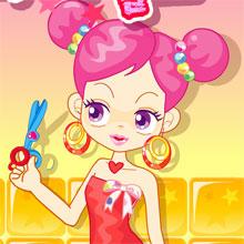 choi game Nhà tạo mẫu tóc Sue