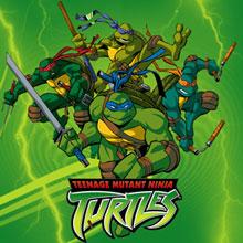 choi game Ninja rùa