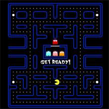 choi game Pacman tốc độ