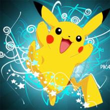 choi game Pikachu