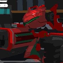 choi game Robot giác đấu