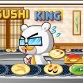 Game sushi king, choi game sushi king