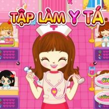 Game Tap lam y ta, choi game Tap lam y ta