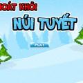 Game Thoat khoi nui tuyet, choi game Thoat khoi nui tuyet