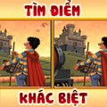 Game Tim diem khac biet, choi game Tim diem khac biet