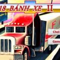 Game Xe 18 banh, choi game Xe 18 banh